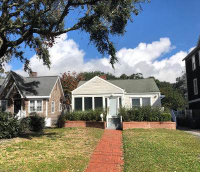 Morehead City Single Family Home For Sale: 3100 Evans Street