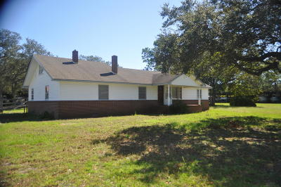 Supply Single Family Home For Sale: 1970 Kirby Road SW