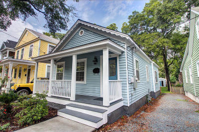 Wilmington NC Single Family Home For Sale: $289,500