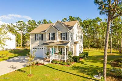 Cape Carteret Single Family Home For Sale: 110 Bobwhite Circle