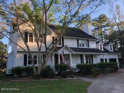 Wilmington Single Family Home For Sale: 4254 Appleton Way
