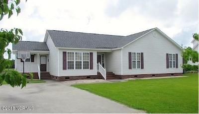 Winterville Rental For Rent: 554 Huff Drive