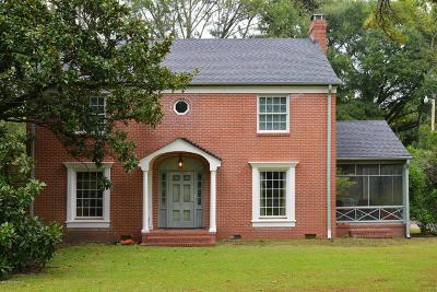 Greenville Single Family Home For Sale: 227 Orton Drive