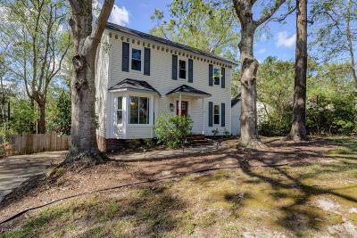 Wilmington Single Family Home For Sale: 1207 Grathwol Drive