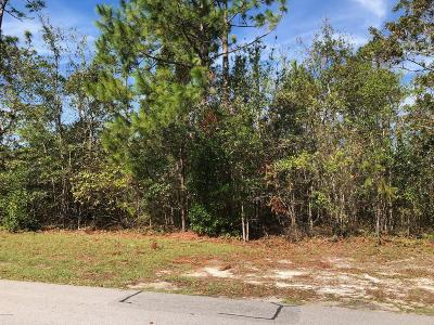 Sneads Ferry Residential Lots & Land For Sale: 1656 Chadwick Shores Drive