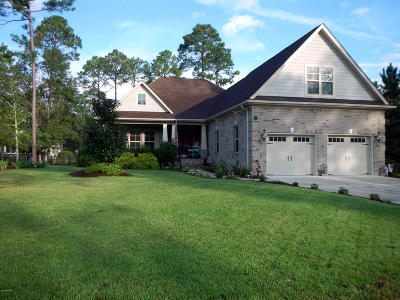 Bolivia Single Family Home For Sale: 346 Cypress Ridge Drive SE
