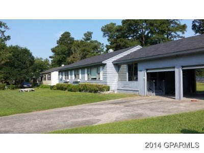 Greenville Single Family Home For Sale: 102 Greenfield Boulevard