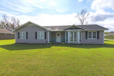 Sneads Ferry Single Family Home For Sale: 1714 Old Folkstone Road