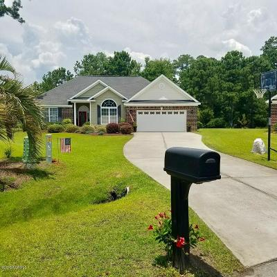 Shallotte Single Family Home For Sale: 777 Lloyd Court