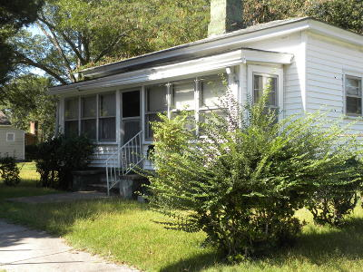 Edgecombe County Single Family Home For Sale: 418 E Pitt Street