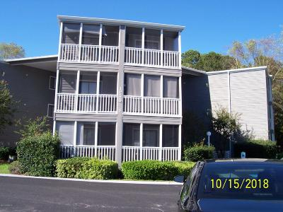 Calabash Condo/Townhouse Active Contingent: 10170 Beach Drive SW #202