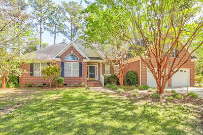 Wilmington Single Family Home For Sale: 4219 Crockette Road
