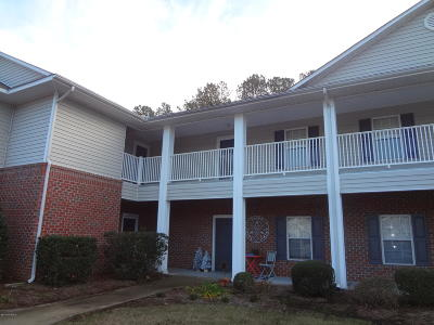 Greenville Condo/Townhouse For Sale: 2215 Locksley Woods Drive #F