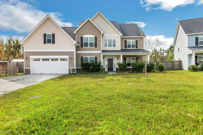 Jacksonville Single Family Home For Sale: 119 Stone Gate