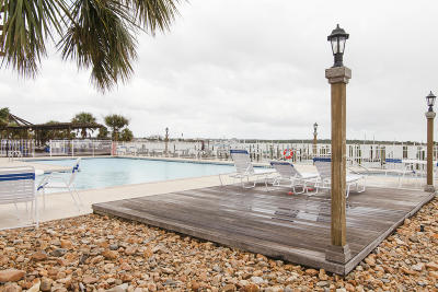 Beaufort Condo/Townhouse Active Contingent: 100 Olde Towne Yacht Club Road #316