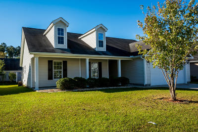 New Bern NC Single Family Home For Sale: $161,000