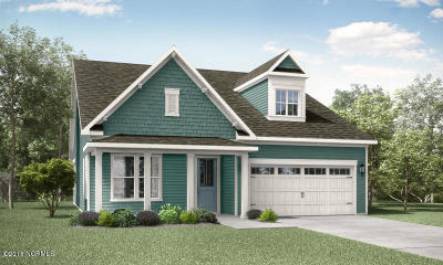 Wilmington Single Family Home For Sale: 7313 Sugar Sand Lane