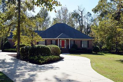 New Bern NC Single Family Home For Sale: $325,000