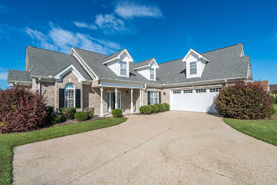 Leland Single Family Home For Sale: 1012 Golden Sands Way