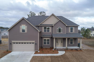 Winterville Single Family Home For Sale: 3305 Rounding Bend Drive