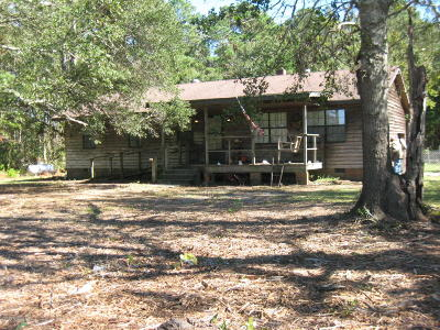 Carteret County Single Family Home For Sale: 207 Gooding Road