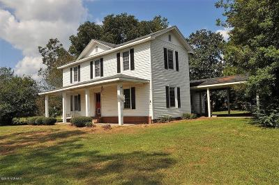 Greenville Single Family Home For Sale: 7450 Us Highway 13 S