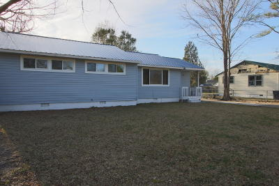 Northwoods Single Family Home For Sale: 613 Elm Street