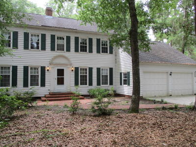 Wilmington Single Family Home For Sale: 138 Chimney Lane