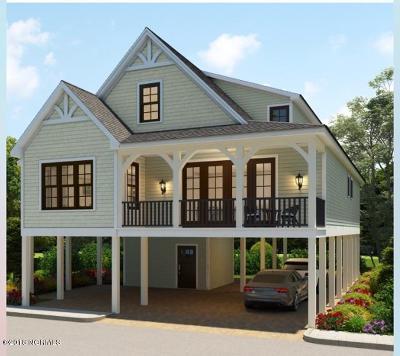 Wilmington Single Family Home For Sale: 913 Saltspray Lane