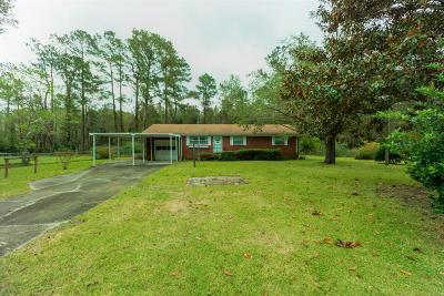 Jacksonville Single Family Home For Sale: 105 Melody Lane