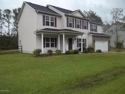 Carteret County Single Family Home For Sale: 518 Park Meadows Drive