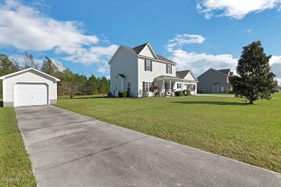 Beulaville Single Family Home For Sale: 1847 Haw Branch Road
