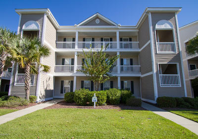 Sunset Beach Condo/Townhouse For Sale: 884 Great Egret Circle SW #6