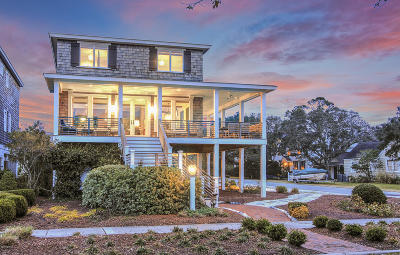 Morehead City NC Single Family Home For Sale: $1,200,000
