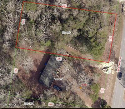 Sneads Ferry Residential Lots & Land For Sale: Sea Bird Lane