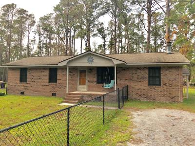 Beaufort Single Family Home For Sale: 416 Austin Road