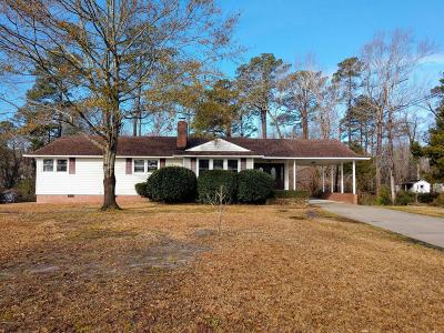 Northwoods Single Family Home For Sale: 611 River Street