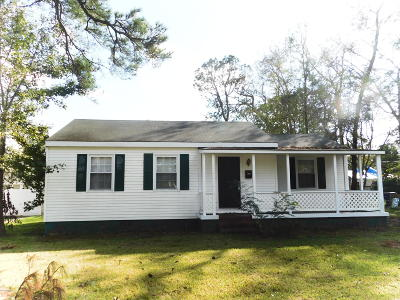 Havelock Single Family Home Active Contingent: 203 Miller Boulevard