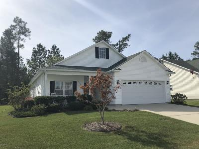 Leland Single Family Home Active Contingent: 8709 Orchard Loop Road