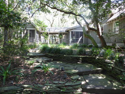 Bald Head Island Single Family Home Pending: 46 Fort Holmes Trail