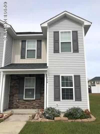 Jacksonville Condo/Townhouse For Sale: 500 Cider Hill Road