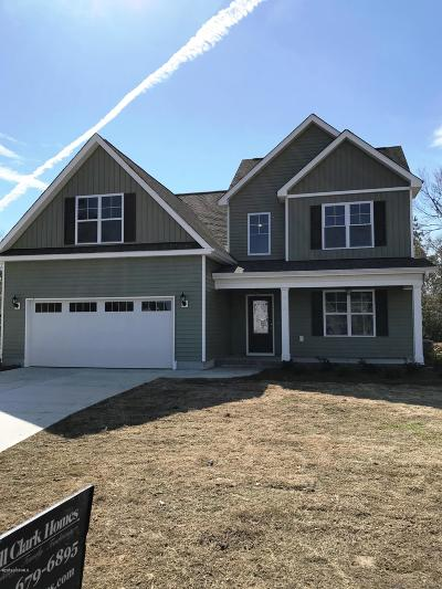 Onslow County Single Family Home For Sale: 313 Long Pond Drive