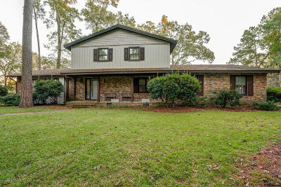 Rocky Mount Single Family Home For Sale: 213 Dover Road
