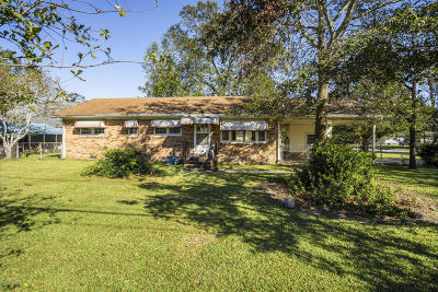 Onslow County Single Family Home For Sale: 1100 Onsville Drive