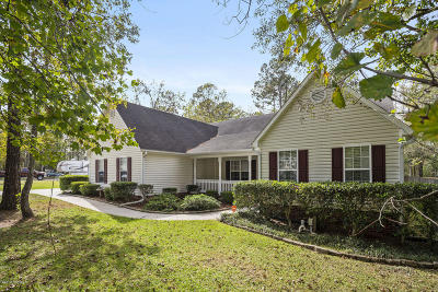 Jacksonville Single Family Home For Sale: 887 Pine Valley Road