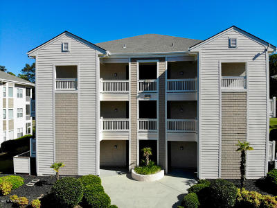 Sunset Beach Condo/Townhouse Pending: 233 Kings Trail #2003