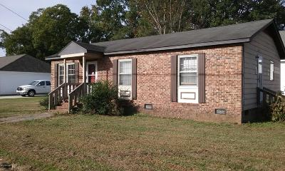 Edgecombe County Single Family Home For Sale: 627 E Highland Avenue