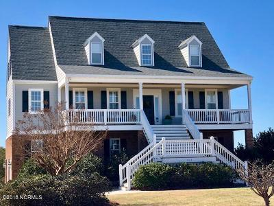 Morehead City Single Family Home For Sale: 411 Blair Pointe Road