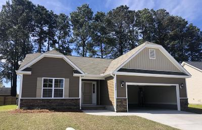 Winterville Single Family Home For Sale: 2677 Rhinestone Drive