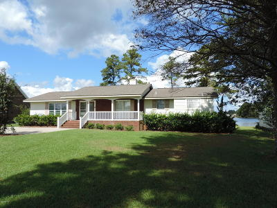 New Bern Single Family Home For Sale: 131 Kelso Road